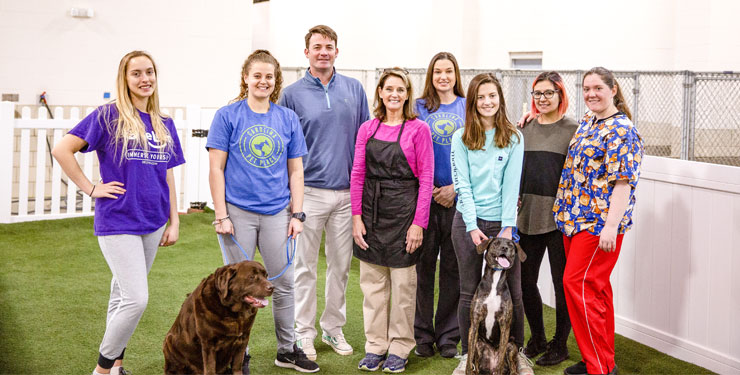 Caroline Pet Place Team
